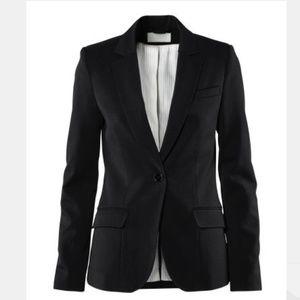 H&M Basic Blazer in Black